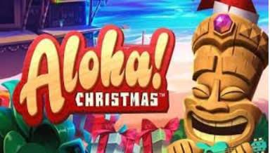 Aloha christmas slot
