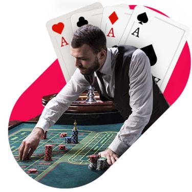 casinose-livecasino dealer