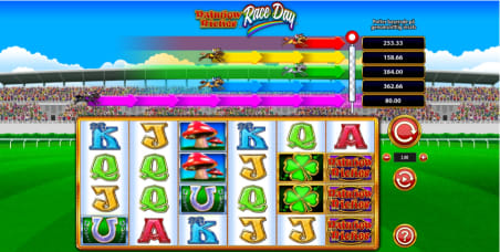 Rainbow Riches Race Day fastbet casino