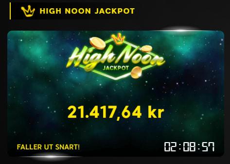 Lunchjackpott 888 casino
