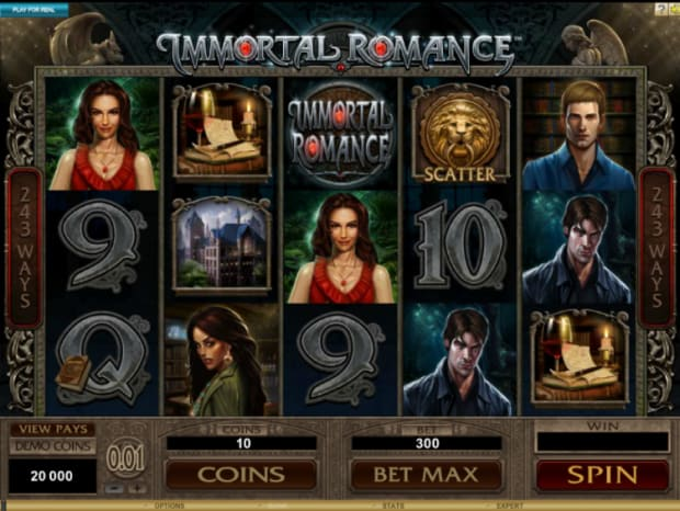 immortal romance 1