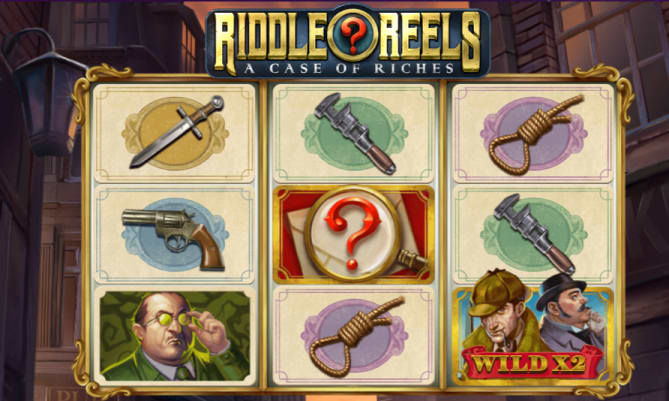 Riddle reels Lucky casino