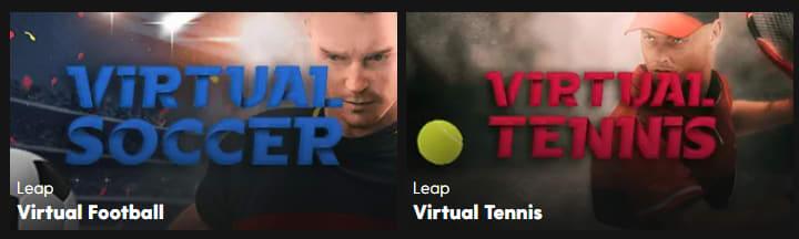 Bethard virtuell sport