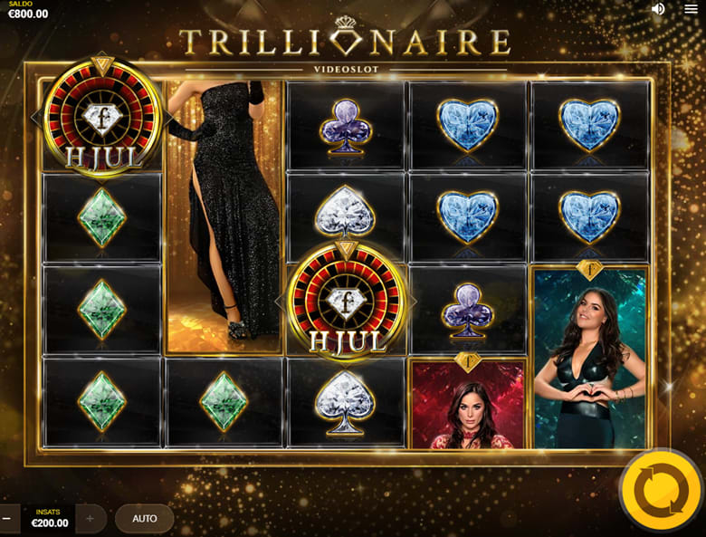 Trillionaire – en slot med supermodeller hos Storspelare 2021-03-03