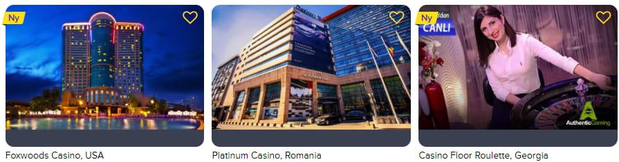 Jalla casino live