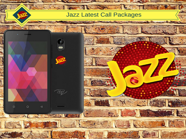 Jazz Call Packages 2018