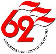 HUT RI ke-62