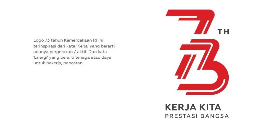 Hari Ulang Tahun Kemerdekaan Republik Indonesia Ke-73.