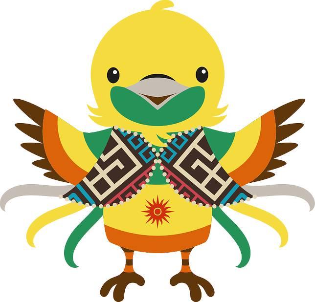 Bhin Bhin, si cantik burung Cenderawasih