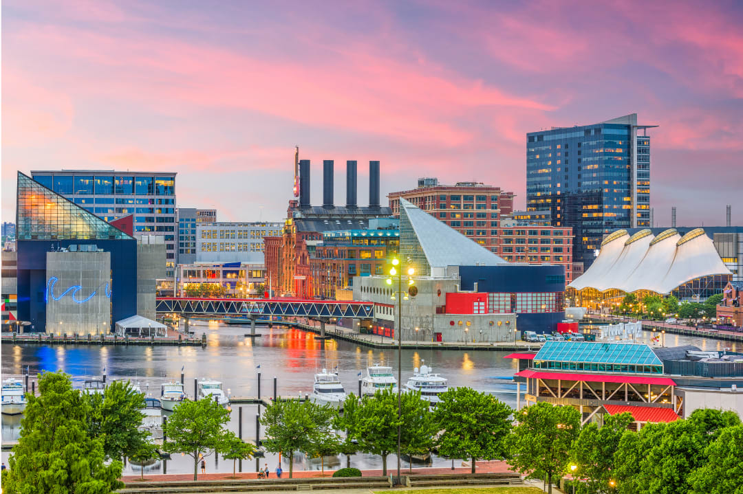 A Day Trip to Baltimore, MD