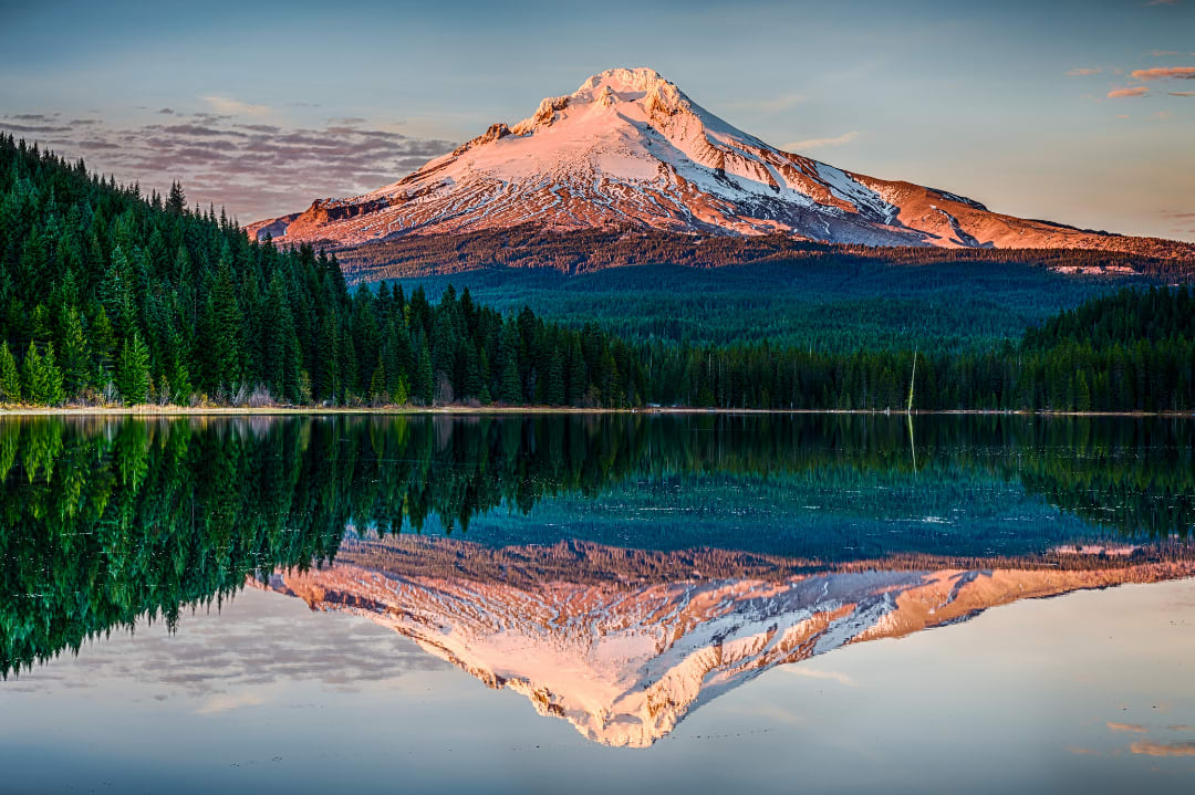 4-Day Camping Trip in Mount Hood, OR