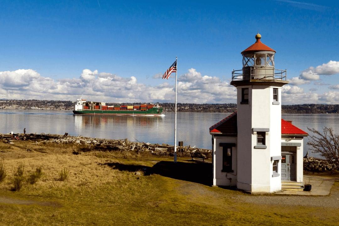 A Day Trip to Vashon Island,