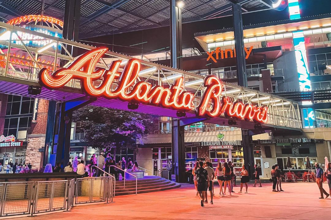 A One-Week Trip in Atlanta
