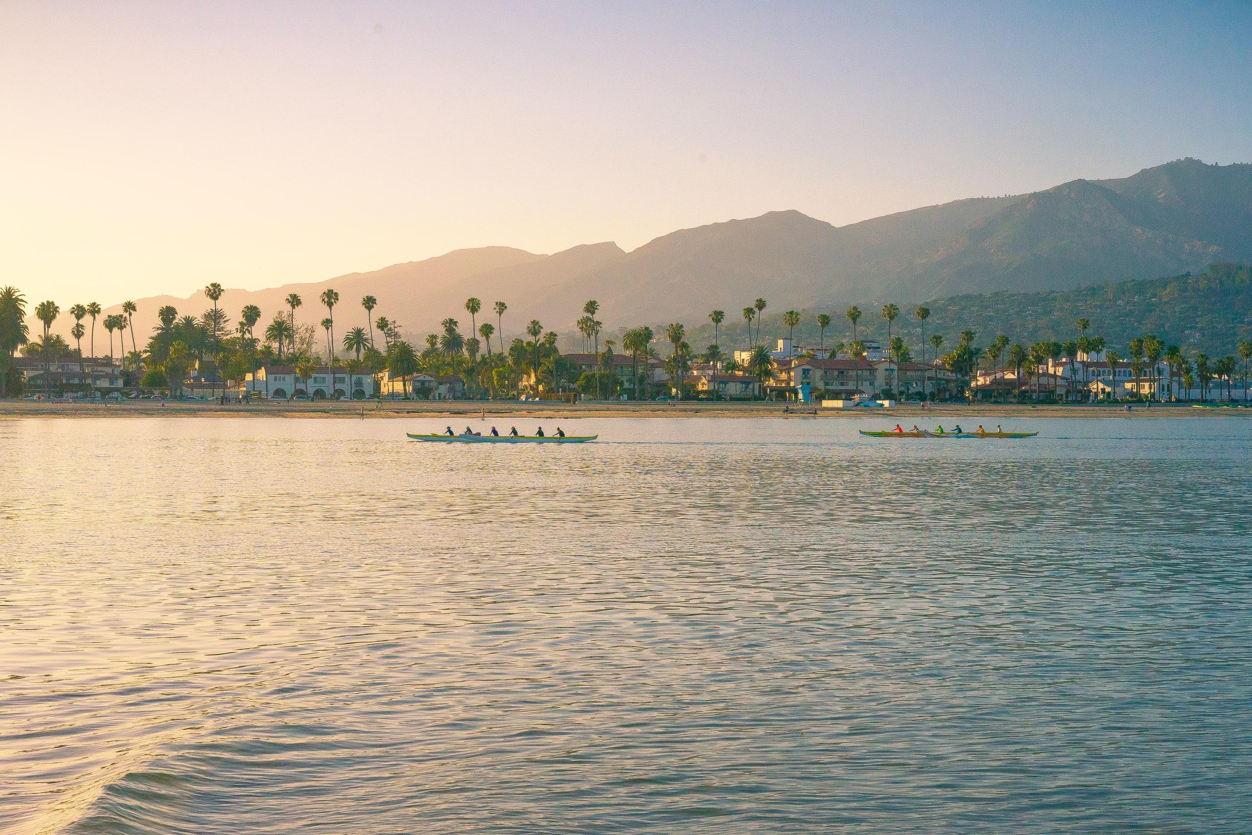 3 days in Santa Barbara