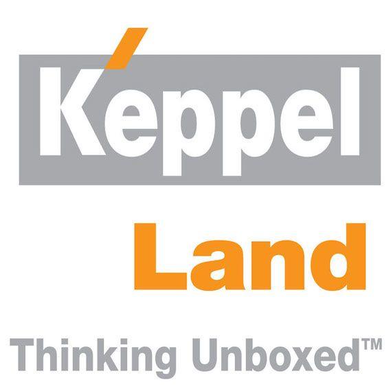 Kết quả hình ảnh cho logo công ty keppel land