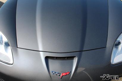 Chevrolet Corvette Clear Bra