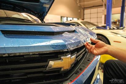 HotWheels Camaro Clear Bra Protection