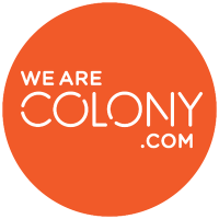 We Are Colony logo