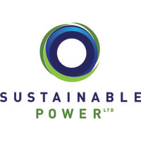 SUSTAINABLE POWER logo