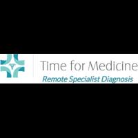 TIME FOR MEDICINE logo