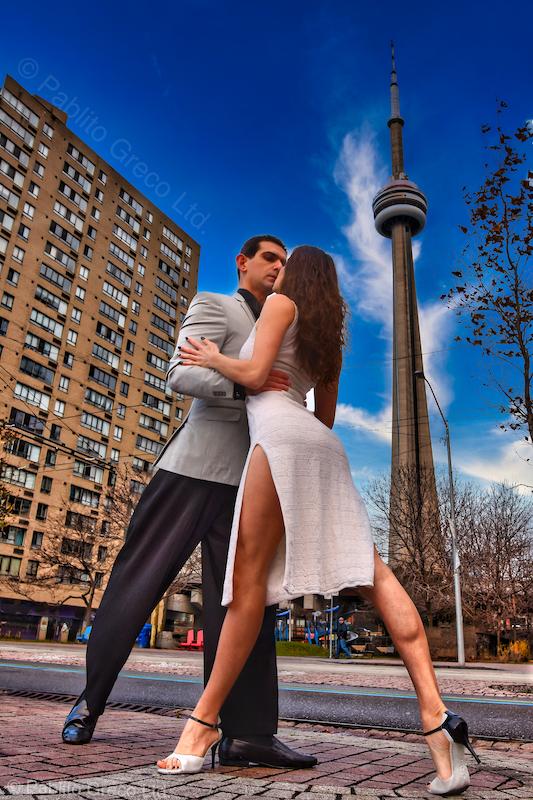 Educator X and Anastasia in Toronto