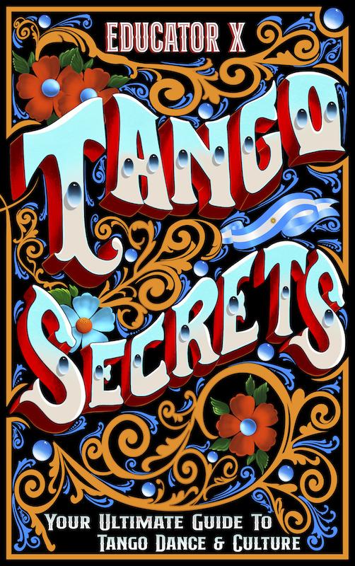 Tango Secrets Book Vertical