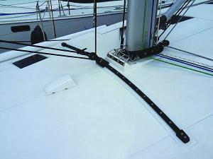 Short Handing Is Easier With Self Tacking Headsails