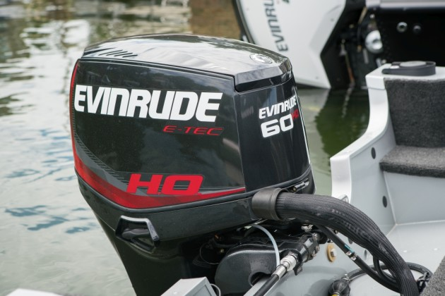 Report: Evinrude expands G2 outboard range - Fishing World