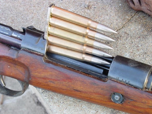 The 8mm Mauser ain't no pipsqueak! - Sporting Shooter