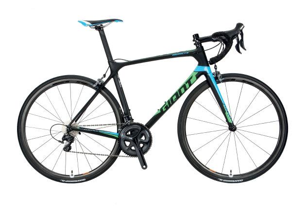 Giant TCR Advanced Pro 1 Review - Bicycling Australia