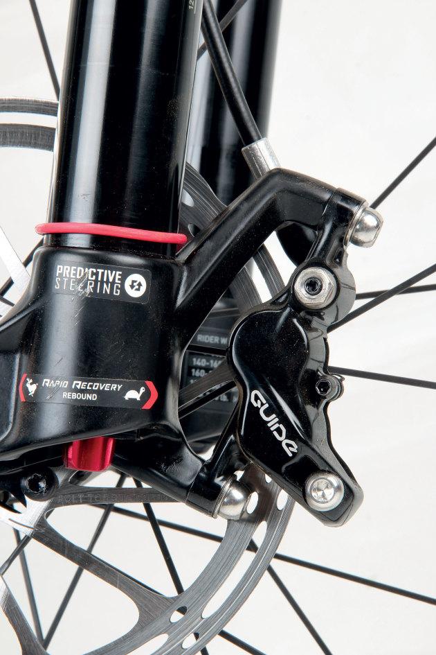 Shimano XT vs SRAM Guide Brakes - Mountain Biking Australia