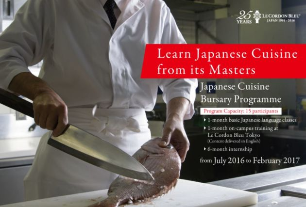 Master the art of Japanese cooking - foodservice