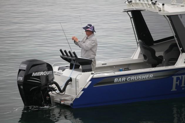 Mercury 175hp FourStroke Verado review - Fishing World