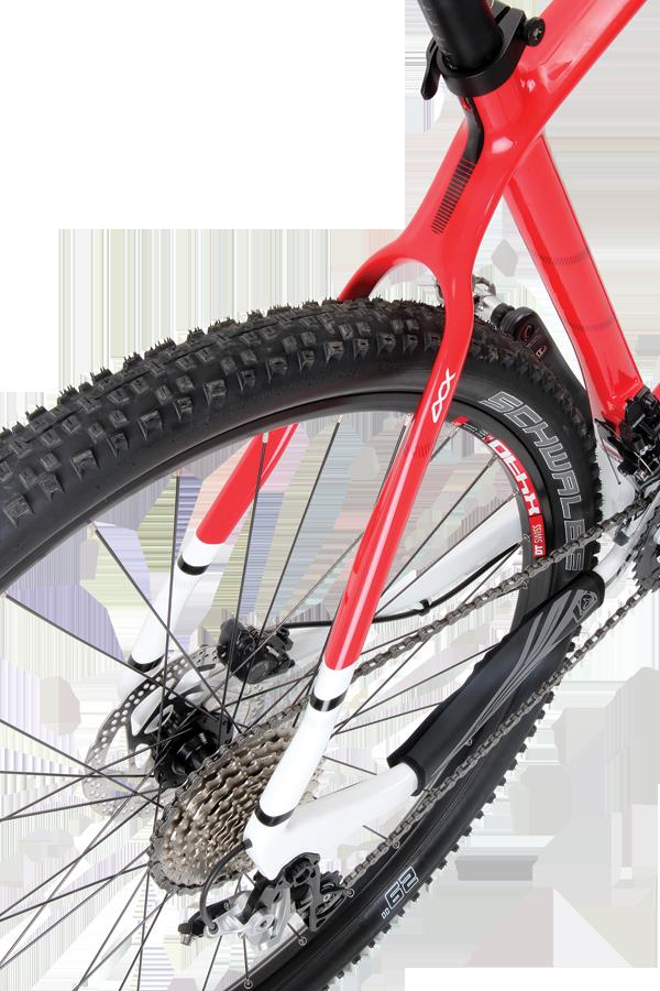 e9c72de5820 Polygon Cozmic RX 2.0 - Mountain Biking Australia magazine