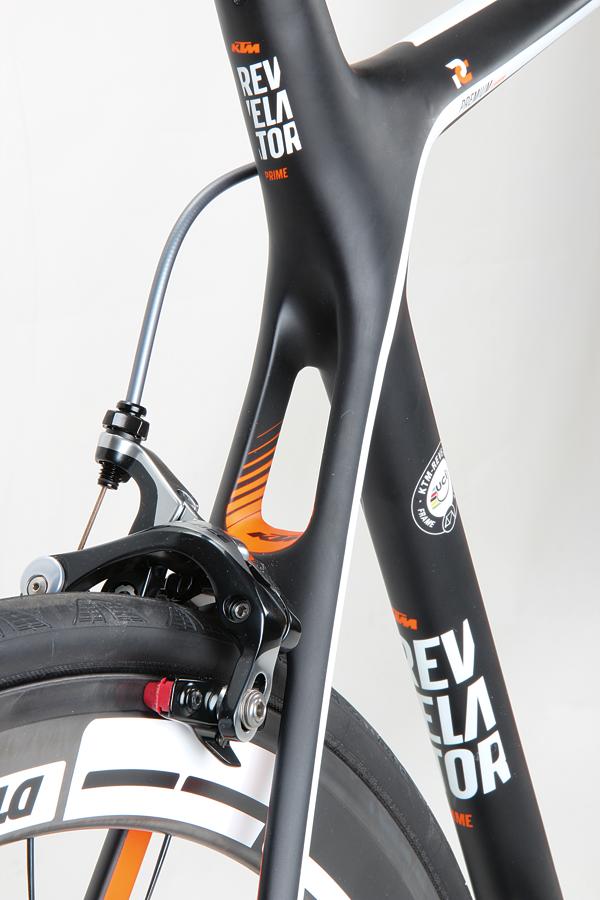 Test Lab: KTM Revelator Prime - Bicycling Australia