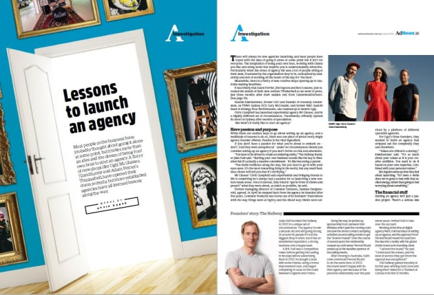 AdNews in print: June