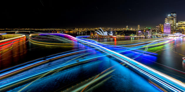 Ten tips for great images at Vivid Sydney this year