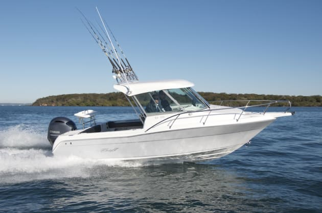 Top 5 Offshore Trailer Boats - Fishing World