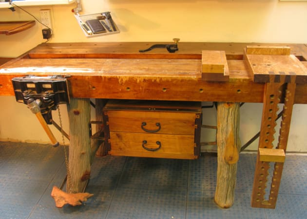 Jim Howell S Tool Cabinet Australian Wood Review
