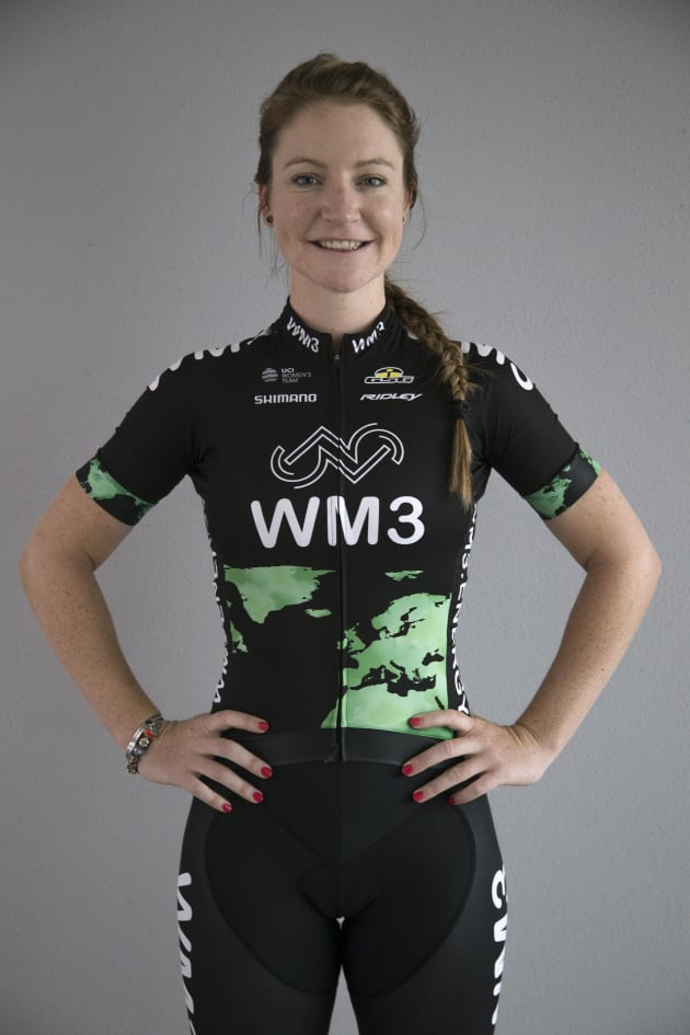 Lauren Kitchen Shows Off Her Ridley Bike And Tells Us About