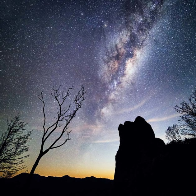 How to Shoot the Milky Way - Luke Tscharke Photography