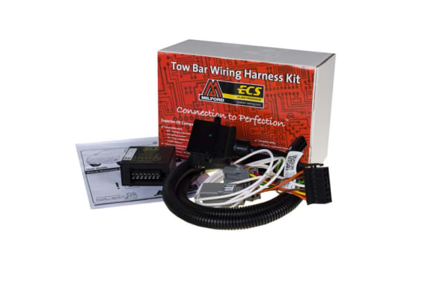 Superb Milfords Ready To Go Tow Bar Wiring Harness Kit Fishing World Wiring Cloud Hisonuggs Outletorg
