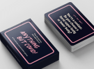 A new card game to cure Christmas conversations via ad agency By All Means