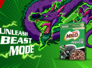 Milo Cereal activates 'Beast Mode' via Connecting Plots