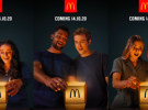 Macca's celebrates special moments for the launch of its 100% Australian chicken menu