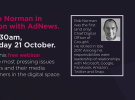 REGISTER NOW: Two days left until Digital's Next Frontier
