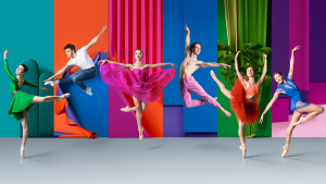 Telstra and The Australian Ballet reveal ballet's smallest stage via R/GA
