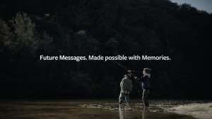 Memories launches 'Future Messages' via The Monkeys and Good Oil