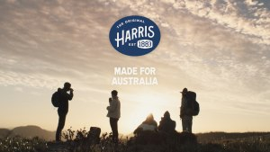 Edge launches next iteration of Harris Coffee's Made for Australia platform
