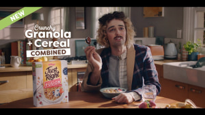 Kellogg's refreshes Just Right with Wunderman Thompson